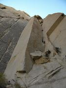 Rock Climbing Photo: Pretty intimidating from down here.