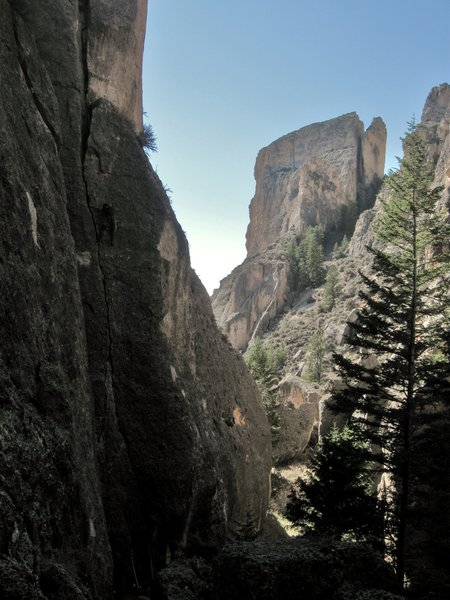 Rock Climbing Photo: Such as surreal place