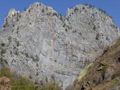 Rock Climbing Photo: Pic:Brandon Thau/AAJ