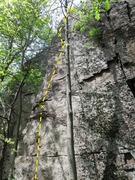 Rock Climbing Photo: Never Ending Math Equation (5.10+).