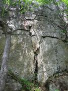 Rock Climbing Photo: Taint No Thang.