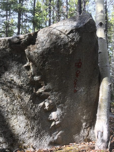 Rock Climbing Photo: It came from Japan