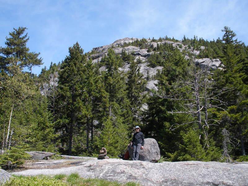"""Landmark"" Boulder"