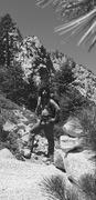 Rock Climbing Photo: John Muir and the Indian Buttress!  Circa 1890.
