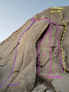Rock Climbing Photo: Pick a crack any crack