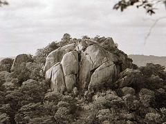 Rock Climbing Photo: blast from the past - old mcz photo of christon ba...