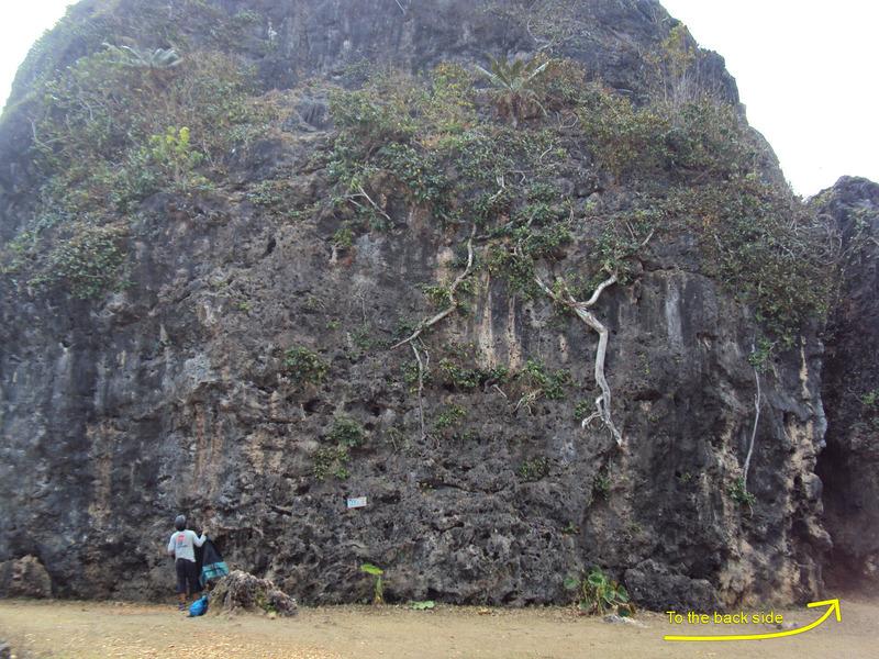 Rock Climbing Photo: Block D