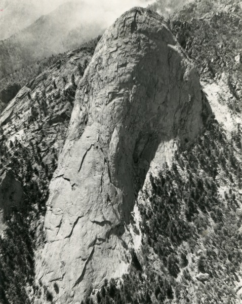 Sugarloaf:  photo taken by Lee Davis Sept. 1970