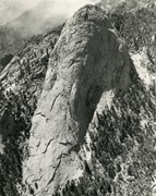 Rock Climbing Photo: Sugarloaf:  photo taken by Lee Davis Sept. 1970