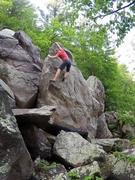 Rock Climbing Photo: XMTS