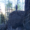 Dog Boulder.