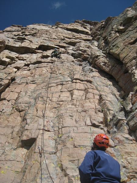 Rock Climbing Photo: B.O.D.