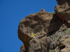 Rock Climbing Photo: Possibly the block on the corner would be a good b...