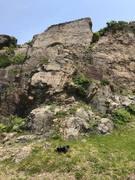Rock Climbing Photo: Another face