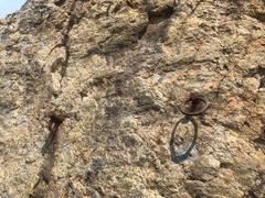 Rock Climbing Photo: Rusty.