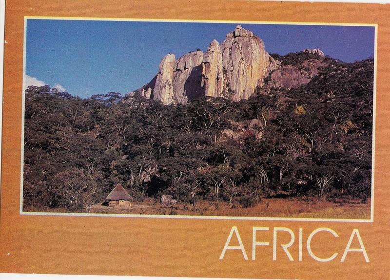 Banje old postcard