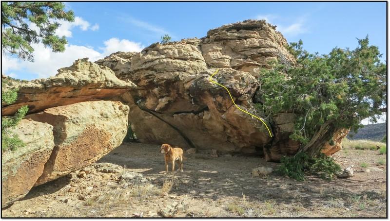 Rock Climbing Photo: Morning Muster.