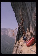 Rock Climbing Photo: 1975...about to start my first wall. Is that tree ...