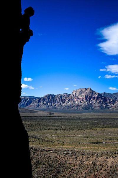 Rock Climbing Photo: Divine Comedy.
