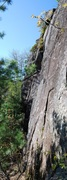 Rock Climbing Photo: S. Superior wall