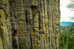Rock Climbing Photo: Roy still going ham!