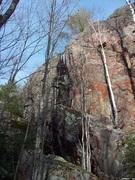 Rock Climbing Photo: Pulpit pitch