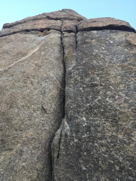 Rock Climbing Photo: G-Hab.