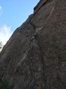 Rock Climbing Photo: Hooked On Crystal.