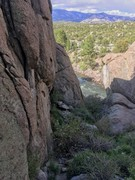 Rock Climbing Photo: The River Chamber.