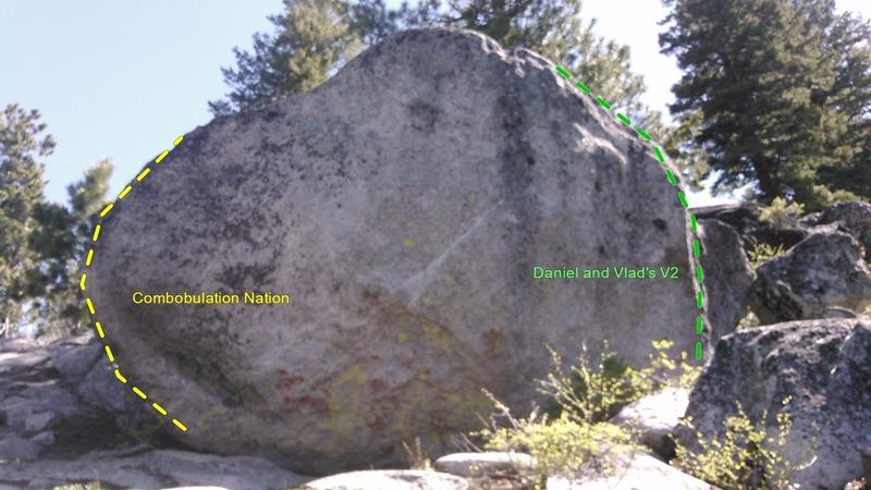 Shamalama Boulder