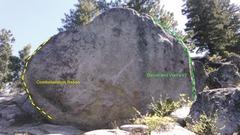 Rock Climbing Photo: Shamalama Boulder