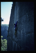 Rock Climbing Photo: 1988? I think we had rigid Friends anyway.....