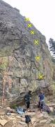 Rock Climbing Photo: Saline Lock.