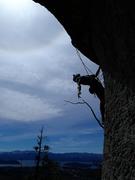 Rock Climbing Photo: Paul Hayes on Liberacion