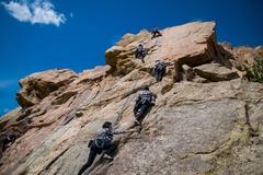 Rock Climbing Photo: Compilation of my friend Zaira climbing Apples.