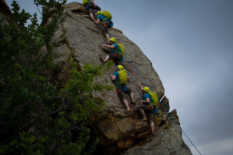 Rock Climbing Photo: Compilation of me climbing Liberty's Last Stand, c...