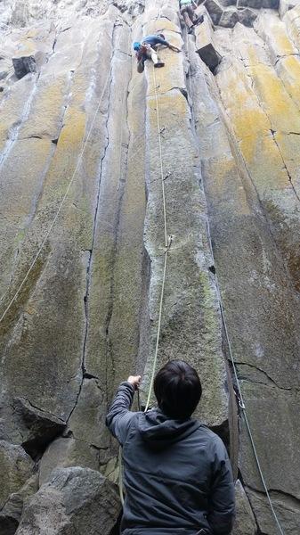 Rock Climbing Photo: AC Devil Dog
