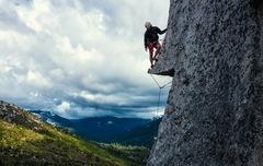 Rock Climbing Photo: Phantom Spires
