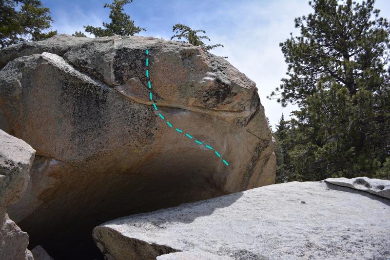 Rock Climbing Photo: Paper Dragon