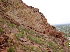 Rock Climbing Photo: Gargoyle Wall, Photo by Richard