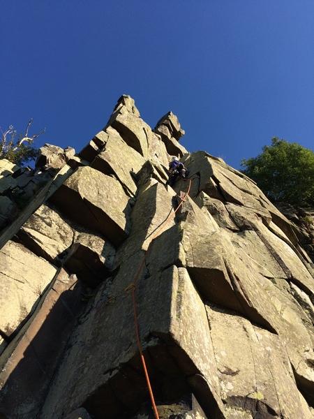 Rock Climbing Photo: Hadrian's Wall, United Kingdom