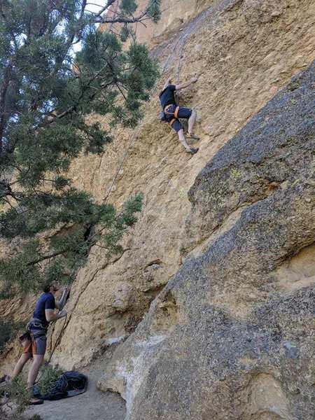 Top Rope tough guys