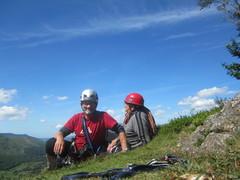 Rock Climbing Photo: Black Crag
