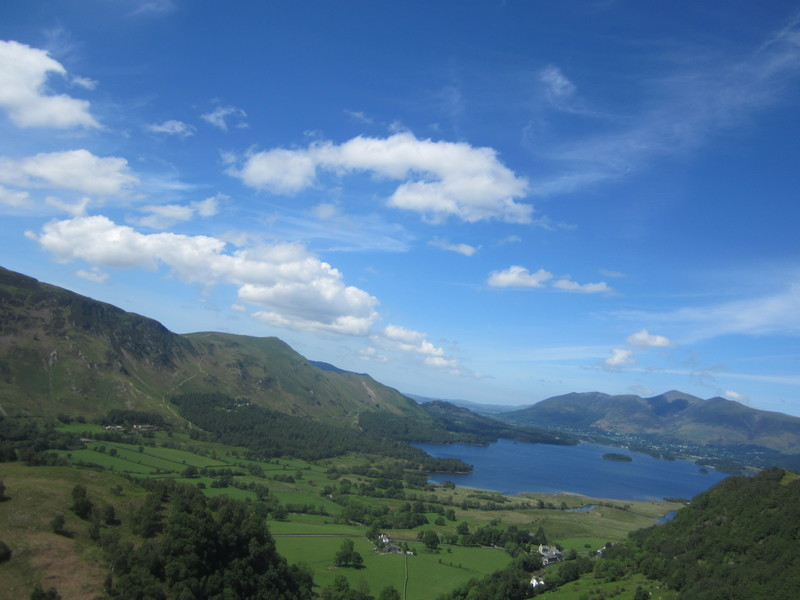 View from Black Crag