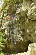 Rock Climbing Photo: Vox