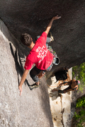 Rock Climbing Photo: P1  Photo Stamati Anagnostou