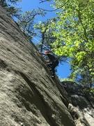 Rock Climbing Photo: Toe Jams