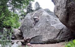 Rock Climbing Photo: Dirty Dancing