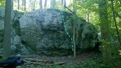 Rock Climbing Photo: Black Oxide (CEB)