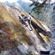 Rock Climbing Photo: BMR